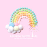 """Art Direction for """"RAINBOW SWEETS LAND"""""""